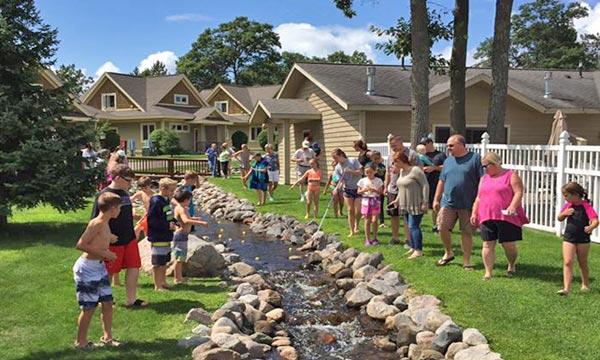 Minnesota Resort - Brainerd Family Vacations & Reunions